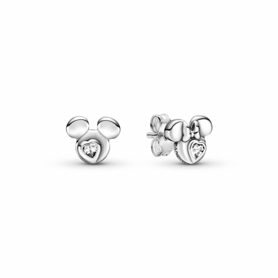 Clous d'oreilles Disney Mickey et Minnie