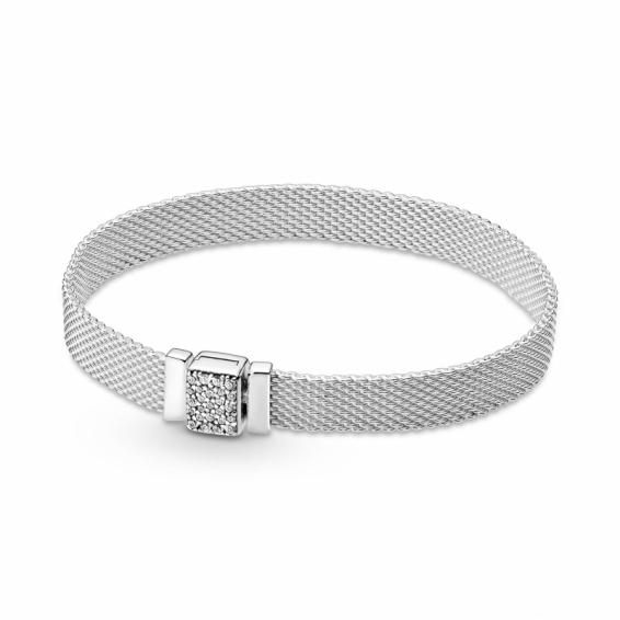 Bracelet Fermoir Scintillant Pandora Reflexions