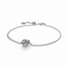 Bracelet Chaîne Arbre de Vie Coeur