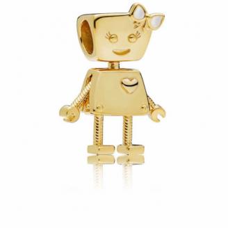 Charm Bella Bot Shine