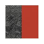 Cuir pour Manchette Brique/Reptile 8 mm