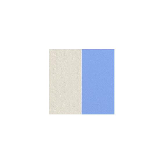 Cuir pour Manchette Marguerites/Bleuet 14 mm