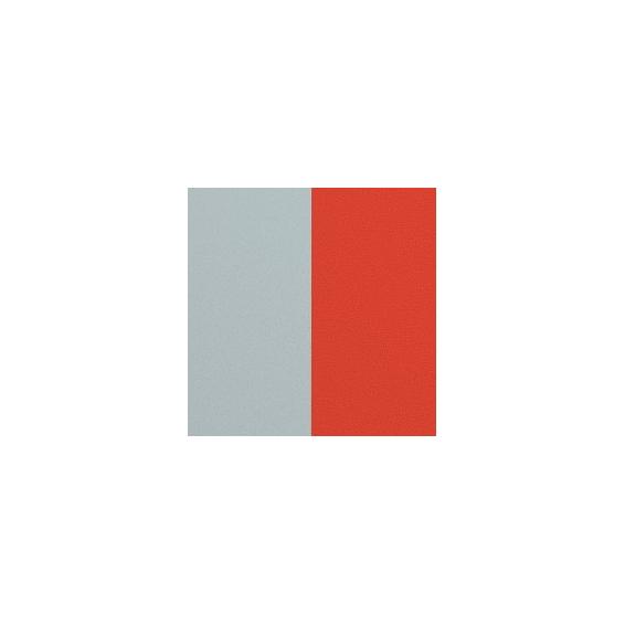 Cuir pour Manchette Perle Bleue/Tomette 25 mm
