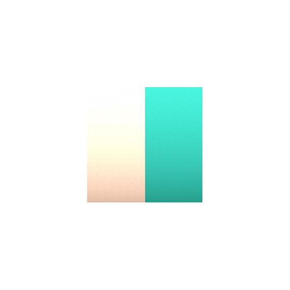 Cuir pour Pendentif Nude/Aquatic 30 mm