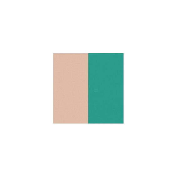 Simili Réversible pour Pendentif Nude/Aquatic 16 mm