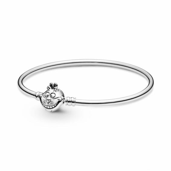 Bracelet Jonc Disney Alice au Pays des Merveilles Chat du Cheshire