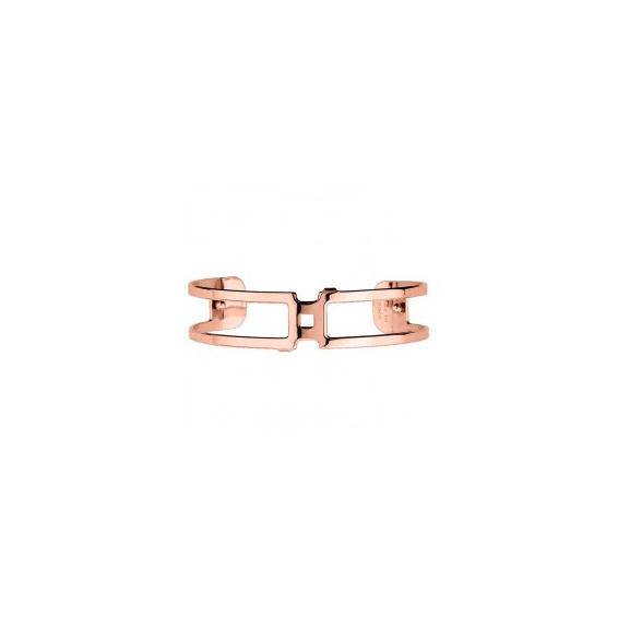 """Manchette Couture """"Structure"""" Finition Rosée 14 mm"""