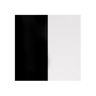 Vinyle pour Bague 8 mm Noir / Blanc