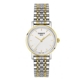 Montre Femme Everytime Small Bicolore