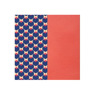 Cuir pour Manchette Cubique / Corail 25 mm