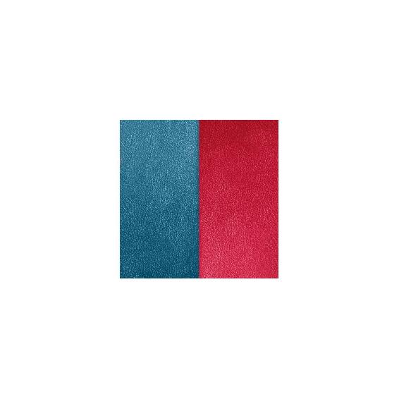 Vinyles pour Boucles d'Oreilles Bleu / Framboise 16 mm