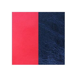 Vinyles pour Boucles d'Oreilles Corail / Marine Métallisé 30 mm