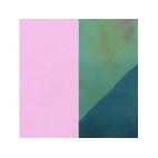 Vinyles pour Boucles d'Oreilles Rose / Essence 43 mm