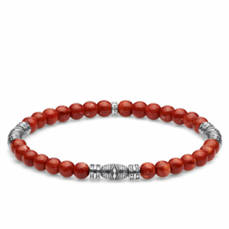 Bracelet Talisman Rouge
