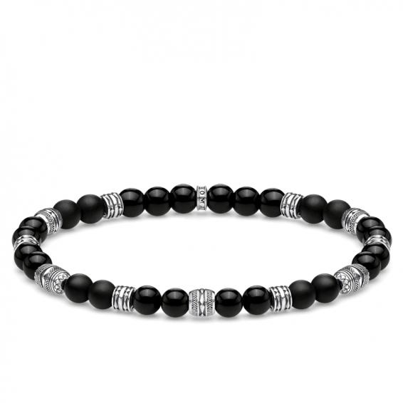 Bracelet Talisman Noir