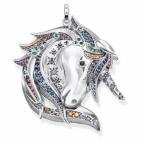 Pendentif Royalty Licorne
