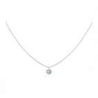 Collier 360° - Diamant Solitaire