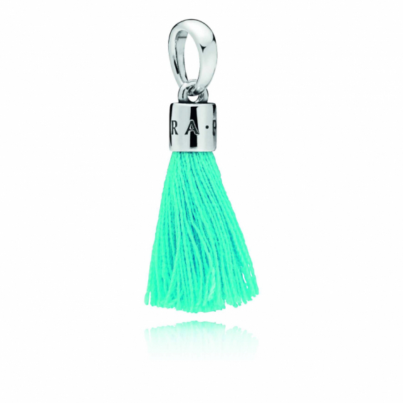 Charm Pampille Turquoise