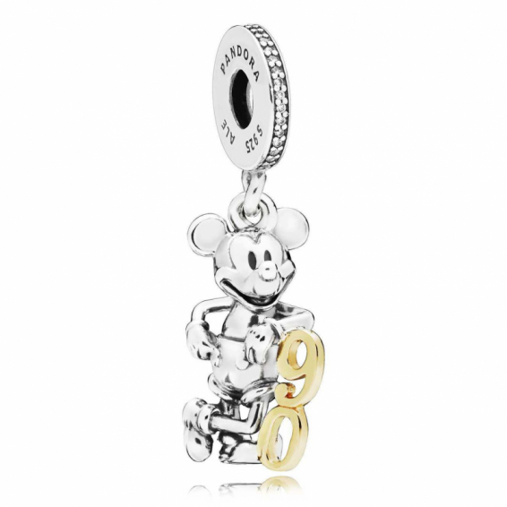 Charm Disney Mickey's 90th Anniversary