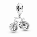 Charm Bicyclette Brillante
