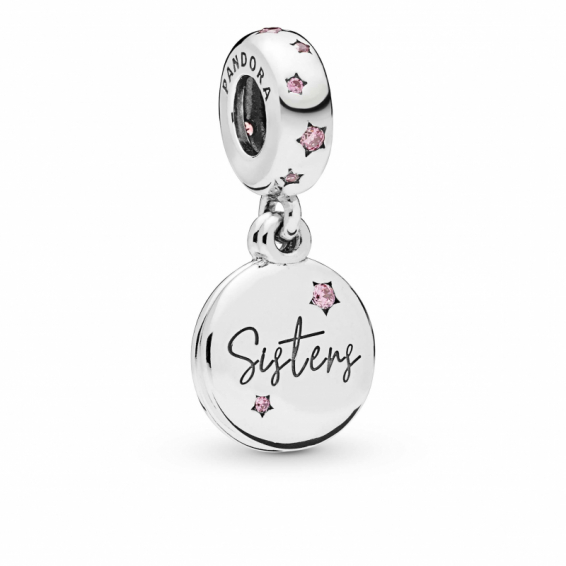 Charm Pendant Forever Sisters