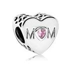 Charm Coeur d'Une Mère
