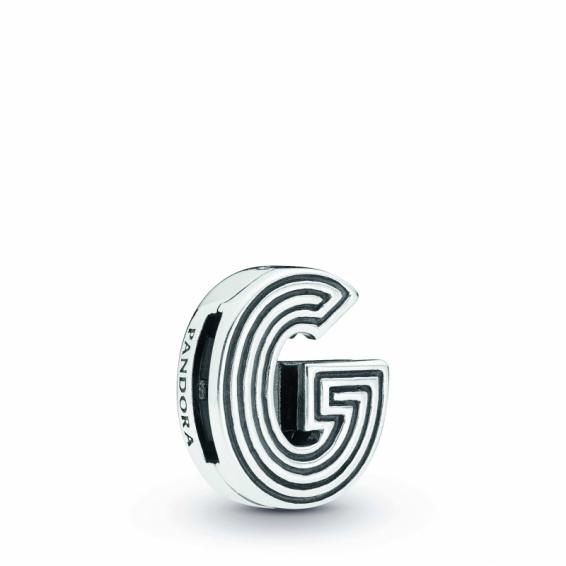 "Charm Reflexion Lettre ""G"""