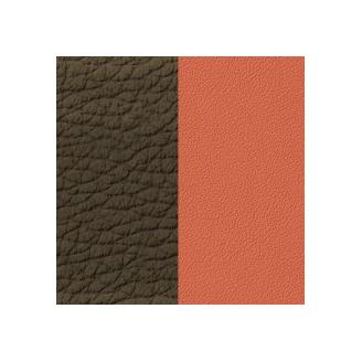 Cuir pour Manchette Blush / Bronze 25 mm