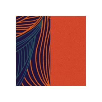 Cuir pour Manchette Courbe / Corail 14 mm