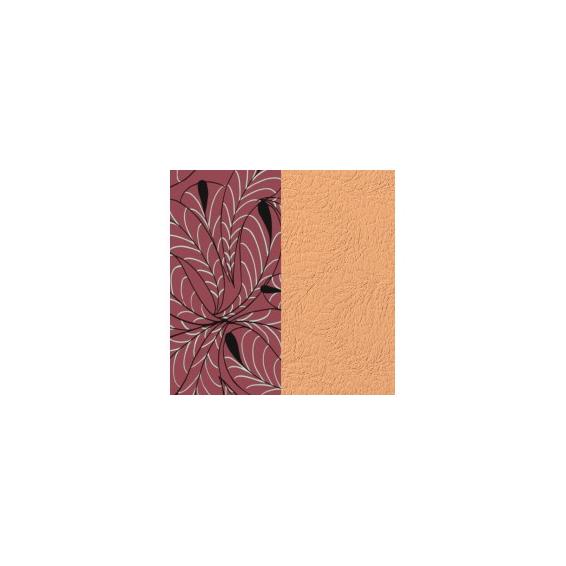 Cuir pour Manchette Pétales / Rose Sirène 25 mm