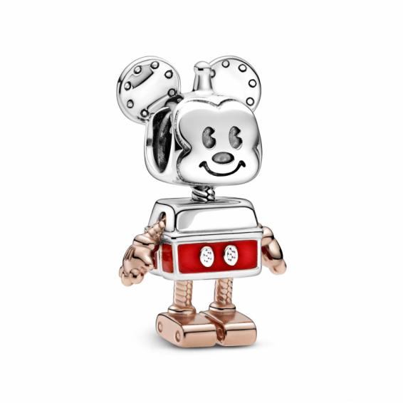 Charm Dinsey Robot Mickey