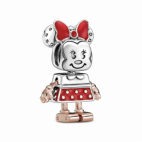 Charm Disney Robot Minnie