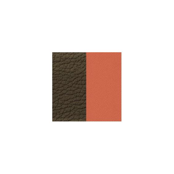 Cuirs pour Boucles d'Oreilles Blush / Bronze 30 mm
