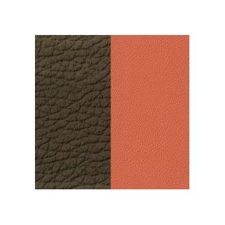 Cuir pour Manchette Blush / Bronze 8 mm