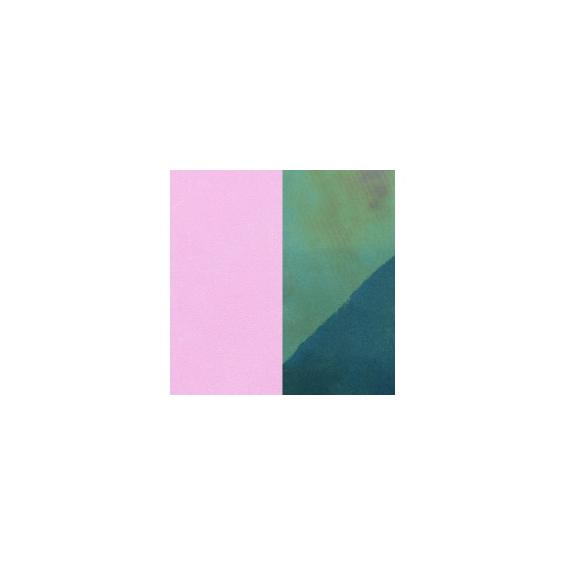 Cuir pour Pendentif Rose / Essence 45 mm