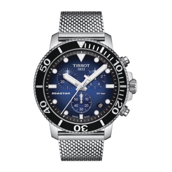 Montre Seastar 1000 Chronograph