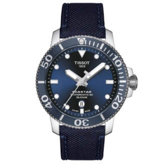 Montre Seastar 1000 Powermatic 80 Silicium