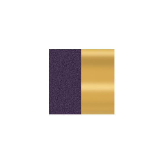 Cuir pour Manchette Hypnose/Or 14 mm
