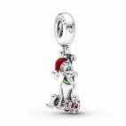 Charm Disney Cadeau de Noël Pluto