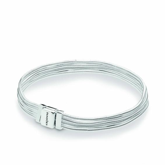 Bracelet Reflexion Multi-Rangs
