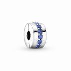 Charm Clip Eclat Bleu